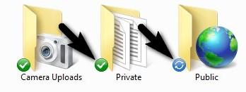Папки на компьютере