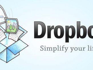 Dropbox - облачное хранение данных